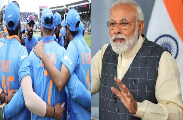 पराभवाने खचलेल्या टीम इंडियासाठी पंतप्रधान मोदींचा मेसेज