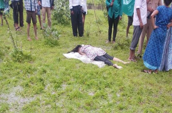 धबधब्यावर गेलेल्या कल्याणमधील तरुणीचा मृत्यू