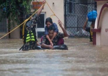 नेपाळमध्ये मुसळधार पाऊस, 43 जणांचा मृत्यू, 24 जण बेपत्ता