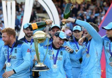 ENGvsNZ: विश्वविजेता टाय! सुपर ओव्हरचा थरार!! इंग्लंड जगज्जेता!!!