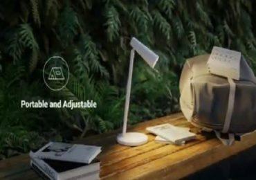 एकदा चार्ज करा, 5 दिवस वापरा, शाओमीचा LED लॅम्प लाँच