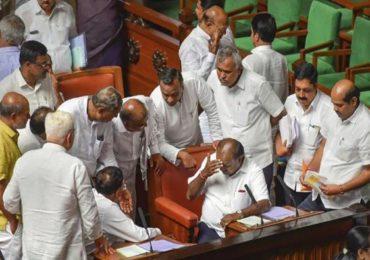 कर्नाटकची बहुमत चाचणी आता सोमवारपर्यंत पुढे ढकलली, काँग्रेस पुन्हा सुप्रीम कोर्टात