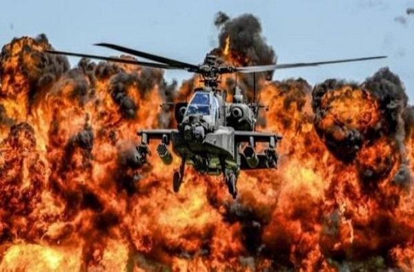 वायूसेनेची ताकद वाढणार, जगातील सर्वात बलाढ्य 'अपाचे' हेलिकॉप्टर वायूसेनेत दाखल