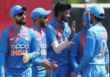INDvWI T-20: भारताचा वेस्ट इंडिजवर 4 विकेट्सने विजय, नवदीप सैनीही चमकला