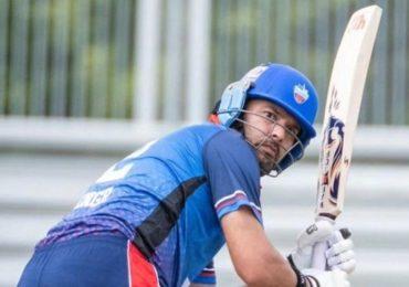 'सिक्सर किंग'चा जलवा कायम, ग्लोबल टी20 मध्ये पाच षटकारांसह 22 चेंडूत 51 धावा