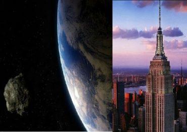 पृथ्वीजवळून येत्या शुक्रवारी अवाढव्य लघुग्रह जाणार, पृथ्वीसाठी 'संभाव्य धोका'