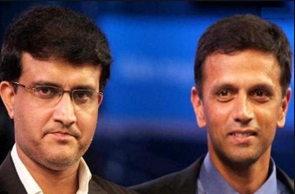 देवच आता भारतीय क्रिकेटचा तारणहार, द्रविडला BCCI च्या नोटिसीवरुन 'दादा' भडकला
