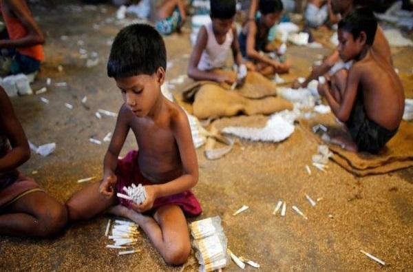 बालमजुरी विरोधात 7 वर्षात तब्बल 2620 गुन्हे, 1039 मुलांची सुटका