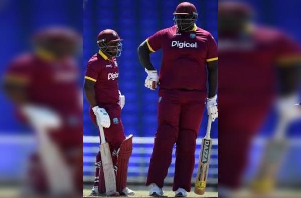 वेस्ट इंडीजचा भारदस्त खेळाडू; भारताविरुद्धच्या सामन्यात 140 किलोचा खेळाडू मैदानात