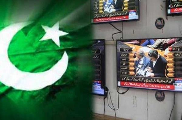 पाकिस्तानी चॅनलचाही तिळपापड, 15 ऑगस्टला काळा लोगो दाखवणार