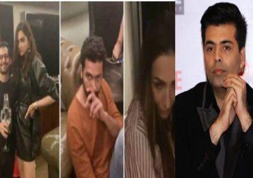 Drug Party Video | करण जोहरच्या पार्टीचा 'तो' व्हिडीओ खरा, फॉरेन्सिक तपासात उघड, बॉलिवूडच्या अडचणीत वाढ