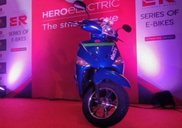 Hero Electric च्या दोन नव्या ई-स्कूटर लाँच, किंमत आणि फिचर