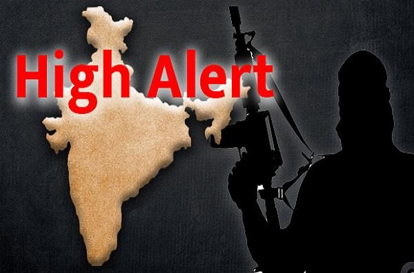 आयसिसचे पाच दहशतवादी भारतात घुसले, देशभरात हायअलर्ट!
