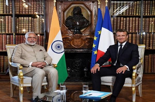 तिसऱ्या देशाची लुडबूड नको, काश्मीरप्रश्नी फ्रान्सची भारताला साथ