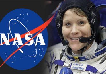 अंतराळात माणसाच्या पहिल्या गुन्ह्याची नोंद, अंतराळवीर एनी मॅकक्लेन आरोपी