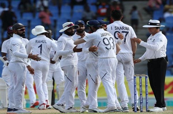 Ind vs WI | टीम इंडियाकडून विंडीजचा 318 धावांनी धुव्वा, परदेशी भूमीवरील सर्वाधिक धावांच्या अंतराने विजय
