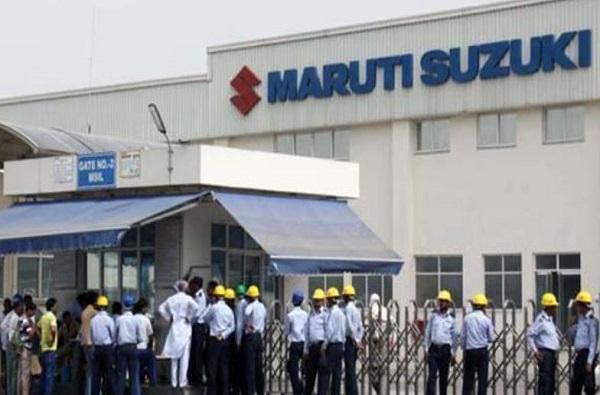 आर्थिक मंदीमुळे मारुती सुझुकीमध्ये 3 हजार कर्मचाऱ्यांची कपात