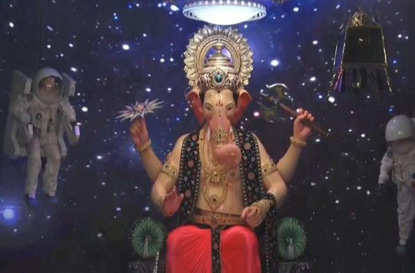 Lalbaugcha Raja | यंदा गणेशमूर्ती नाही, 'लालबागचा राजा' मंडळाचा ऐतिहासिक निर्णय
