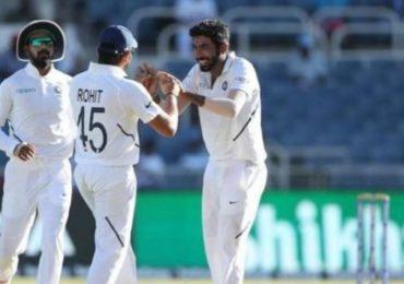 जसप्रीत बुमराहचा नवा विक्रम, कसोटी क्रिकेटमध्ये हॅटट्रिक