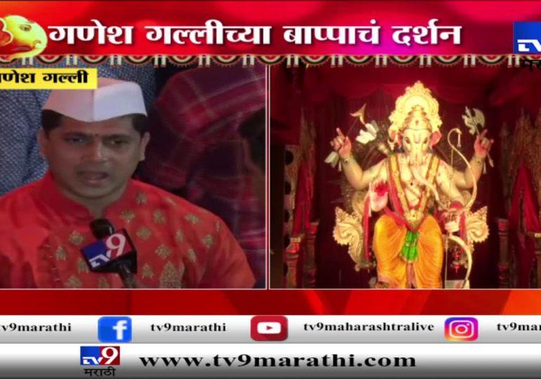 राम मंदिराचा देखावा निव्वळ योगायोग, गणेश गल्ली मंडळाच्या आयोजकांचं स्पष्टीकरण