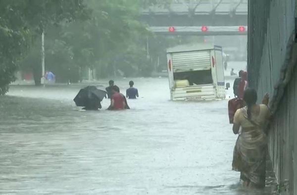 देशात सप्टेंबर महिन्यात सर्वाधिक पाऊस, 102 वर्षांचा रेकॉर्डब्रेक
