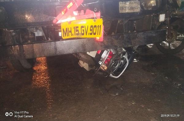 पुण्यात ट्रक चालकाने पाच जणांना चिरडलं,  तिघांचा मृत्यू