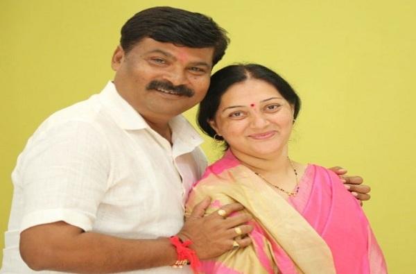 MLA Sangeeta Vijayprakash Thombre