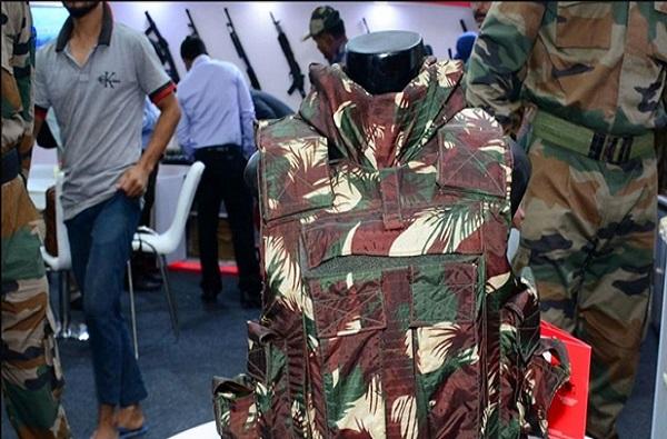 360 डिग्री सुरक्षा, मेक इन इंडिया बुलेटप्रूफ जॅकेटची 100 देशात निर्यात
