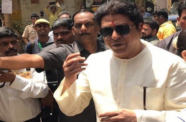 Raj Thackeray meeting
