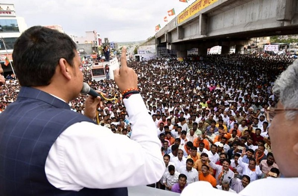 CM Devendra Fadnavis Baramati