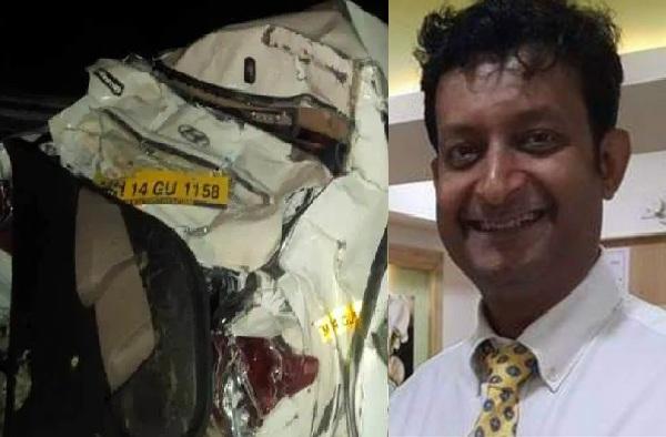 Dr Ketan Khurjekar Dies