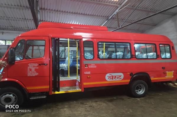 BEST Mini AC bus