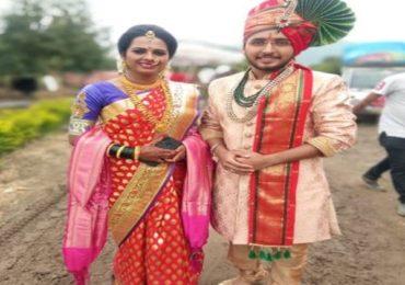 मिसेस मुख्यमंत्री : सुमी आणि समरच्या शाही विवाह सोहळ्याचे फोटो