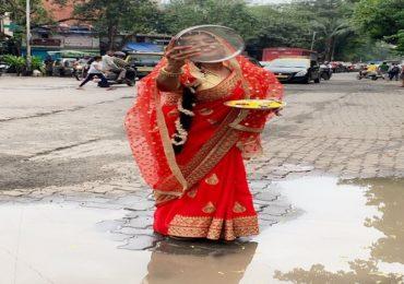 मुंबईच्या खड्ड्यांवर आरजे मलिष्काचं नवं गाणं