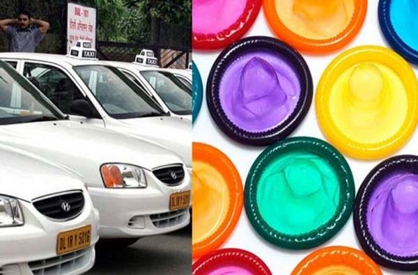 दिल्लीतील टॅक्सी चालक फर्स्ट एड बॉक्समध्ये कंडोम का ठेवतात?