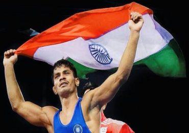 WWC: 'राहुल आवारे'ला कांस्य, जागतिक पदक मिळवणारा पहिला महाराष्ट्रीयन