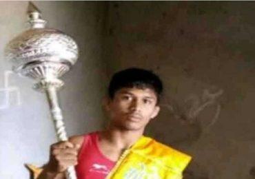 कोल्हापुरातील 'महाराष्ट्र केसरी' पदक विजेत्या पैलवानाचा फांदी पडून मृत्यू