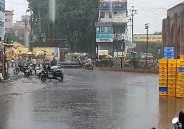 परतीच्या पावसाने दाणादाण, मुंबई, पुण्यासह राज्यभरात पावसाचा जोर