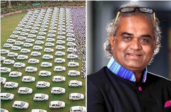Diamond businessman Savji Dholakia