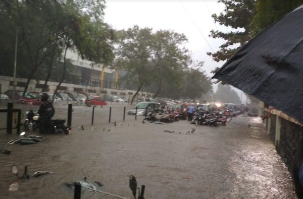 nashik rain gangapur rain