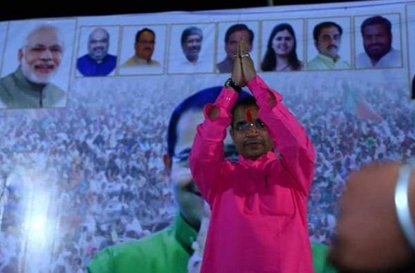 CM PA Abhimanyu Pawar