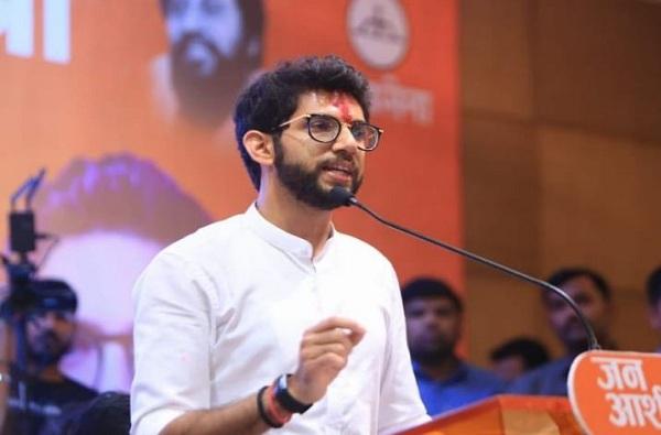 NCP leader Challenge Aditya Thackeray