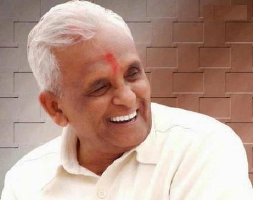 Sangola MLA Ganpatrao Deshmukh