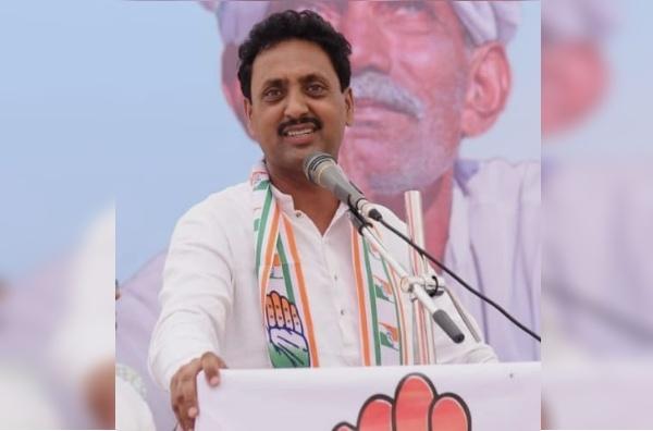 Congress Rahul Bondre Buldhana