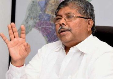 Chandrakant Patil | 'चंपा, टरबुज्या म्हटलं की खपवून घ्यायचं नाही', भाजपच्या नेत्यांवरील शेरेबाजीने चंद्रकांत पाटील भडकले