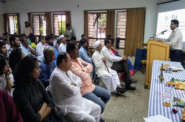 Shivshankar Balsakare VOPA Anniversary