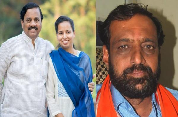 Aditi Tatkare Vs Vinod Ghosalkar