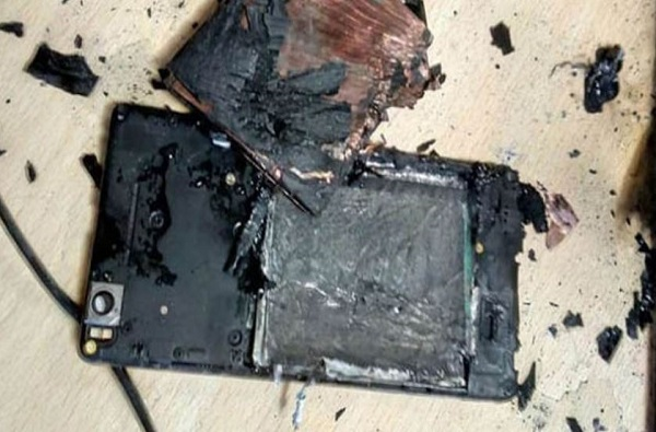 girl death in mobile blast