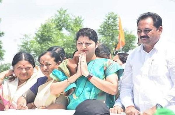 Rupali Chakankar denied Candidature