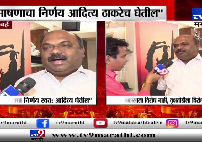 मुंबई : मेट्रो, विकासाला विरोध नाही, वृक्षतोडीला विरोध : अनिल परब